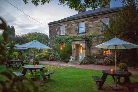 Horton Grange Hotel - Two course lunch with coffee for two - Save 34%