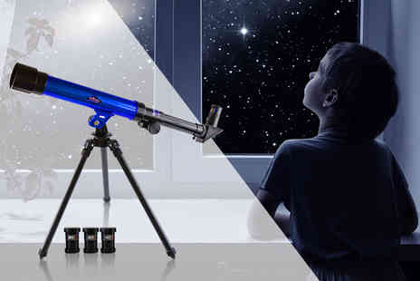 Eurotrade - Kids astronomical telescope - Save 78%