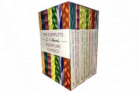 Snazal - C. S. Lewis Seven Book Signature Classics Set - Save 0%