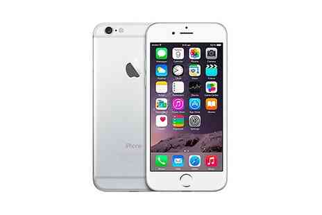 Benross Marketing - Refurbished Apple iPhone 6 16GB Silver With Free Delivery - Save 0%
