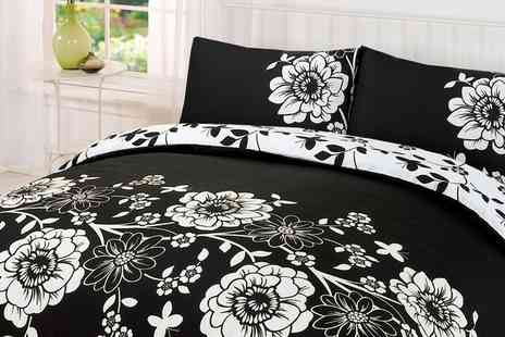 Groupon Goods Global GmbH - Double or King Size Roslyn Duvet Set - Save 70%