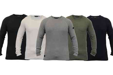 Groupon Goods Global GmbH - Dissident Mens Cotton Jumpers - Save 0%