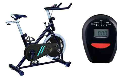 Groupon Goods Global GmbH - Star Shaper Pro Racing Fitness Bike With Free Delivery - Save 0%