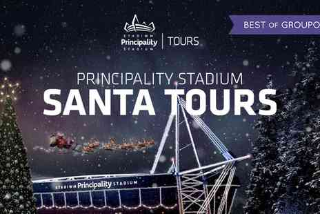 Santa Tours - Tickets to Principality Stadium Santa Tours On 1 to 24 December 2016 - Save 0%