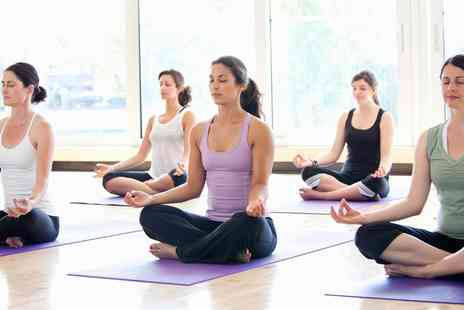 Eve and Grace - Five or Ten Yoga, Pilates and Dance Classes - Save 67%