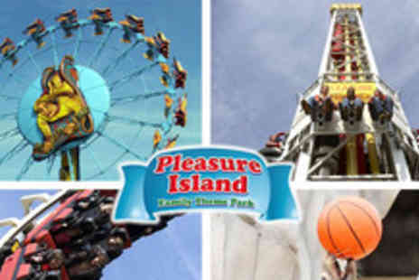 Pleasure Island - Pleasure Island Family Theme Park for 1 person - Save 47%