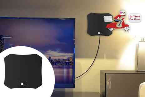 1byone - Super thin digital TV aerial choose from two colours - Save 62%