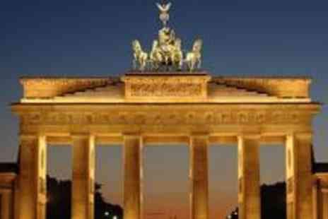 City Traveller - Two Night City Break in Berlin including central 4star Accommodation including Return flights - Save 50%
