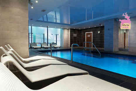 The Club and Spa - Spa day with full use of the facilities, three 20 minute treatments and lunch - Save 34%