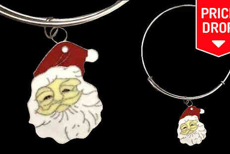 Crazee Trend - Extendable Santa Bangle - Save 87%