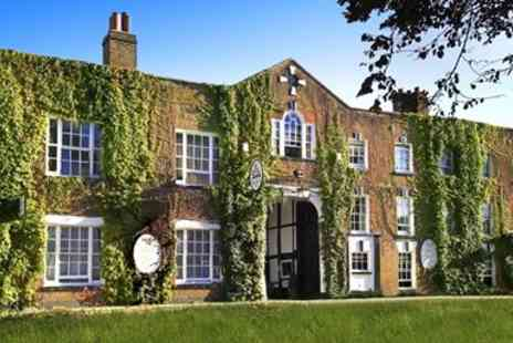 The Talbot Inn - Champagne Afternoon Tea for 2 at 18th Century Inn - Save 54%