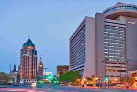 Hyatt Regency - Downtown Milwaukee Hotel Stay with $20 Credit & Weekends - Save 0%