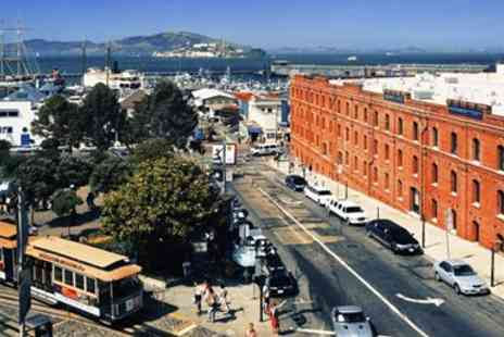 Argonaut Hotel - Fishermans Wharf 4.5 Star Hotel Stay with Breakfast & Drinks - Save 0%