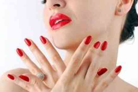 Amys Nails & Beauty - Shellac fingers and toes and a luxury mani-pedi - Save 79%