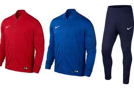 Salvador Company - Nike Academy 16 Knit Tracksuit With Free Delivery - Save 0%