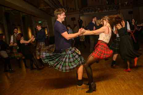 The Ferry - Hogmanay Ceilidh Celebration for Up to Eight - Save 44%