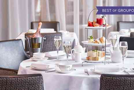 Doubletree - Afternoon Tea for One or Two with Optional Bottle of Prosecco - Save 40%