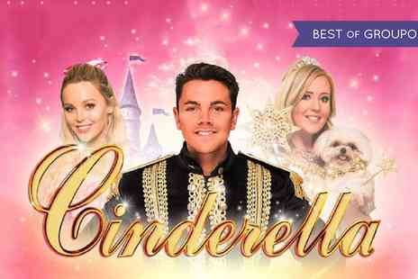 Shone Productions - Cinderella Pantomime on 19 to 22 December - Save 51%