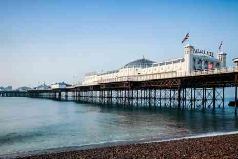 The Brighton Hotel - One Night Stay for Two with Breakfast with Option for Dinner and Glass of Prosecco - Save 0%