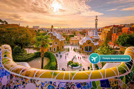 Refresh Holidays - Two or three night Barcelona break including flights - Save 21%