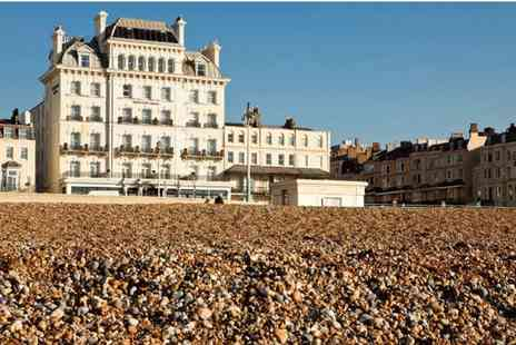 Jupiter Hotels - Overnight 4 Star Brighton stay for two with breakfast - Save 46%