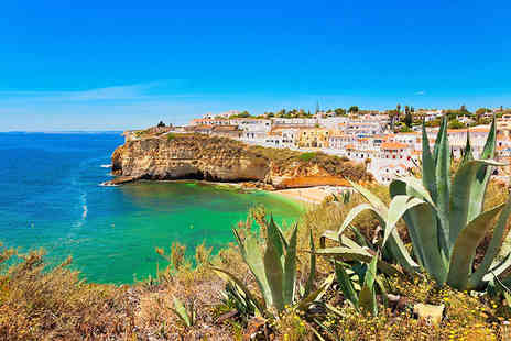 Tour Center - Three, five or seven night all inclusive Algarve break with flights - Save 27%