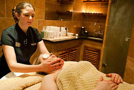 Activity Superstore - Indulgent spa day for two with four treatments each - Save 53%