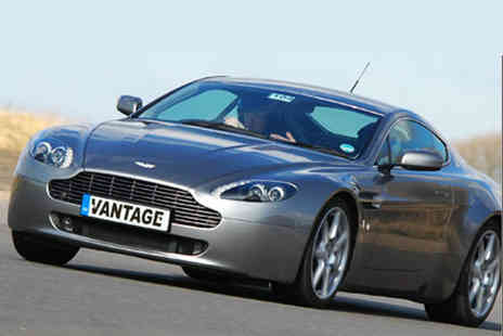 Red Letter Days - Aston Martin V8 Vantage thrill - Save 0%