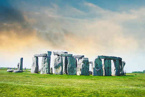 Lets Travel Services - Child or adult ticket for a Bath and Stonehenge coach trip - Save 46%