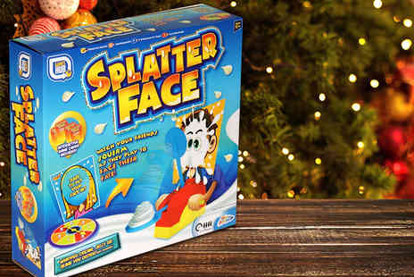 Sashtime - Splatter face game - Save 75%