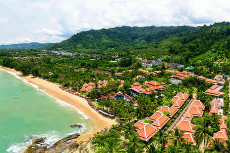 Khaolak Laguna Resort - Four Star 14 nights Stay in a Siam Chalet - Save 66%