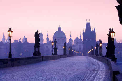 Sheraton Prague Charles Square - Five Star 2 nights Stay in a Grand Deluxe Room - Save 70%