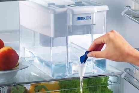 Groupon Goods Global GmbH - Brita Optimax Water Filter with Cartridges - Save 54%