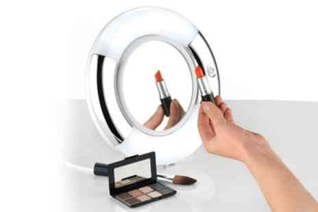 Groupon Goods Global GmbH - Beldray Double Sided LED Mirror - Save 48%