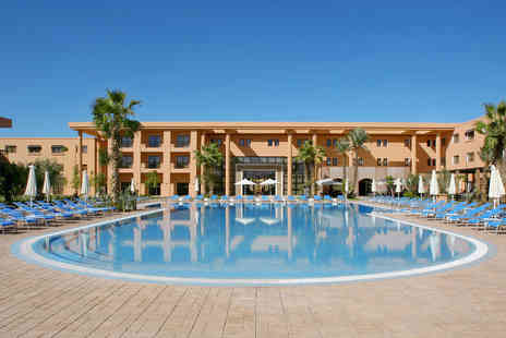 Weekender Breaks - Two, three or four night 4 Star all inclusive Marrakech break with flights and transfers - Save 33%