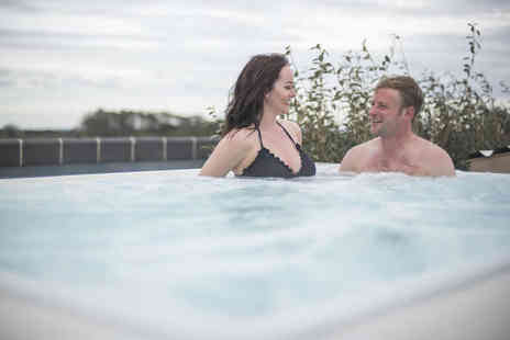 Cotswolds Hotel & Spa - Overnight stay for two with spa treatment and breakfast each - Save 48%