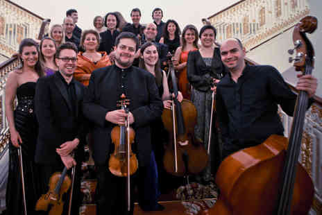 Candlelight Concerts - Ticket to see Russian Virtuosi of Europe perform Vivaldis The Four Seasons - Save 58%