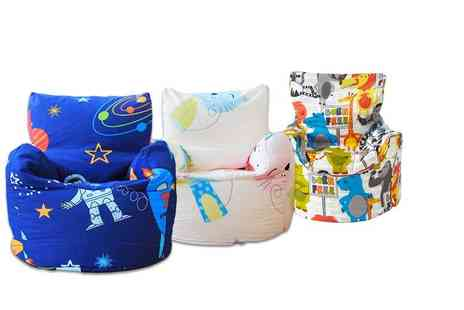 Changing Sofas - Childrens beanbag choose from 11 designs - Save 55%