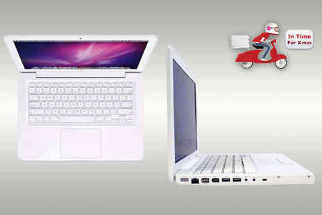 Portable Universe - 13 inch Apple MacBook 160GB - Save 51%