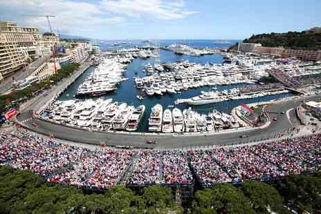 Monaco Grand Prix - Five Star 3 nights Stay in a Classic Double Room - Save 0%