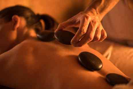 The Beauty Barn - Swedish, Aromatherapy or Hot Stone Full Body Massage - Save 50%