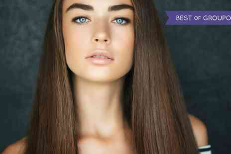 Butterfly Beauty - Wash, Cut and Blow Dry with Optional Highlights or Colour - Save 62%