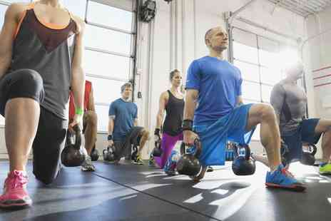 CrossFit KIA - Taster Class or Five or Ten sessions of High Intensity Interval Training - Save 97%