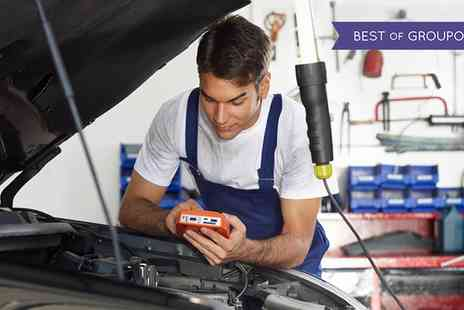 In Town Automotive - MOT Test - Save 70%