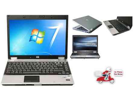 Core Technologies Inc - HP Probook 6450B with Intel core i3 2.27GHz and 160GB HDD - Save 0%