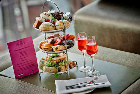 Marco Pierre White Steakhouse - Laurent Perrier Brut Champagne afternoon tea for two - Save 35%