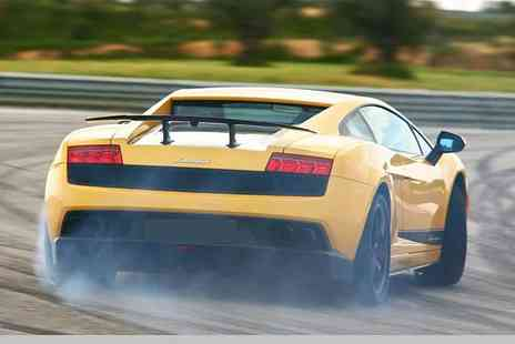 Activity Superstore - 90 minute supercar driving experience - Save 54%