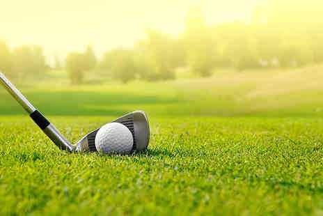 Chingford Golf Course - 18 holes of golf for two people - Save 34%