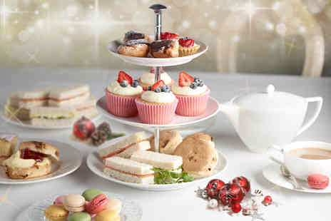 The Colonnade Hotel - Christmas afternoon tea for two & Prosecco - Save 65%