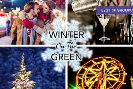 Winter On The Green - Entry, Ice Skating, Open Air cinema and Christmas Experience to Winter On the Green on 16 To 18 December - Save 0%